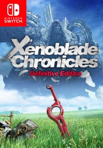 Xenoblade Chronicles Definitive Edition NS