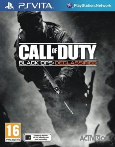 Call of Duty: Black Ops Declassified PS Vita Używana
