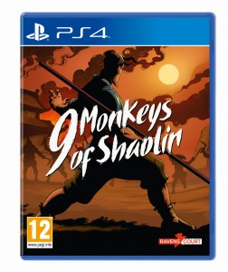 9 Monkeys of Shaolin PS 4