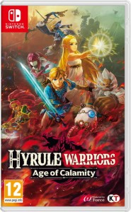 Hyule Warriors: Age of Calamity Switch ALLPLAY