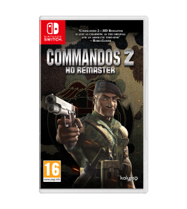 Commandos 2 HD Remaster NS
