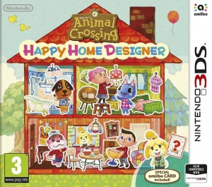 Animal Crossing: Happy Home Designer 3DS Używana