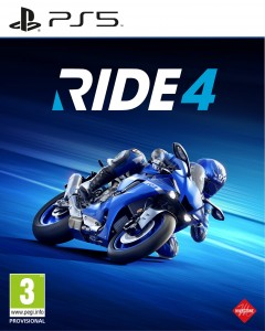 Ride 4 PS 5