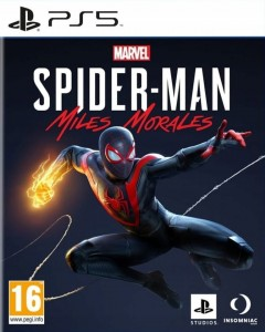Spider-Man Miles Morales PS 5