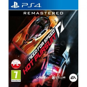 Need for Speed Hot Pursuit Remastered PS 4