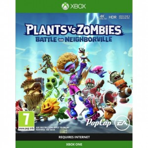 Plants vs Zombies Battle for Neighborville XOne