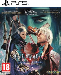 Devil May Cry 5 PS 5
