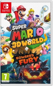 Super Mario 3D World + Bowser's Fury NS