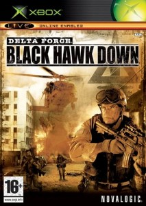 Delta Force Black Hawk Down Xbox Używana