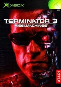 Terminator 3 Rise Of The Machines Xbox Używana