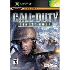 Call of Duty Finest Hour Xbox Używana