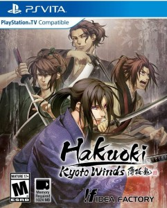 Hakuoki Kyoto Winds PSV
