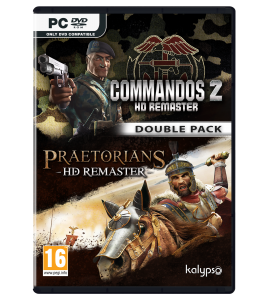 Commandos 2 & Praetorians: HD Remaster PC