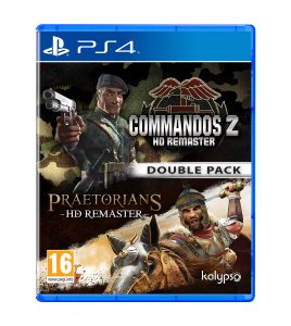 Commandos 2 & Praetorians: HD Remaster PS 4