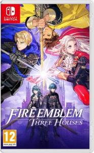 Fire Emblem Three Houses NS Używana